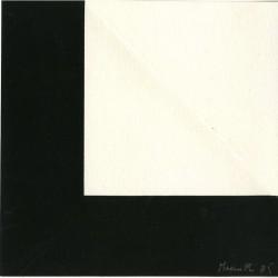 œuvre originale d'Adalberto Mecarelli, gouache, 1986
