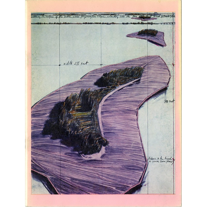 "Christo et Jeanne-Claude ""Surrounded Islands.vProject for Biscayne Bay, Greater Miami, Florida"", Juda Rowan Gallery"