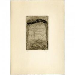 gravure de John Franklin Koenig, 1963