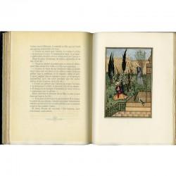"""""""ABOU-NOUAS ou l'Art de se tirer d'affaire"""", Illustré de 7 miniatures de Terzian"""