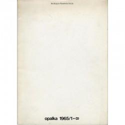 """Roman Opalka """"opalka/1 -∞, detail 1602183-1728670"""""""