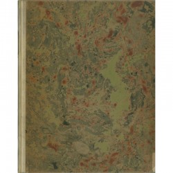 """plat 1 de la reliure du livre """"Salomé"""" d'Oscar Wilde, illustré par Aubrey Beardsley, 1919"""