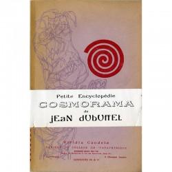 Petite encyclopédie Cosmorama de Jean Dubuffet, 1960