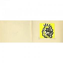 carte de voeux de Mélik Ouzani, 1982