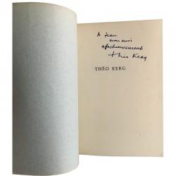 dédicace de Théo Kerg