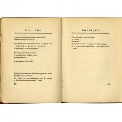 Jacques Baron,  poète surréaliste