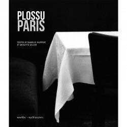 """couverture du livre de Bernard Plossu """"Paris"""", 2018"""