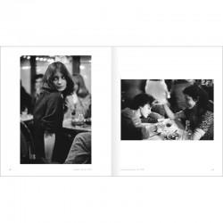 "double page du livre ""Paris"" de Bernard Plossu, Marval, 2015"