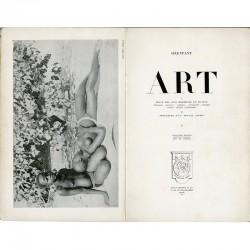 Bilan des arts modernes en France, depuis la préhistoire, par l'artiste Ozenfant
