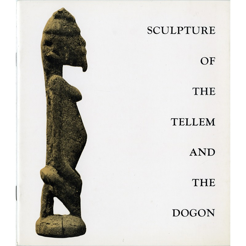 Sculpture of the Tellem and the Dogon, galerie Pierre Matisse, New York, 1960