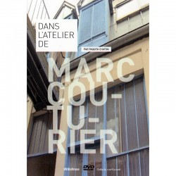 le DVD de l'artiste Marc Couturier, par Paquita Chaton
