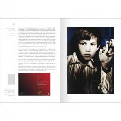 """Double page du """"Catalogue raisonné des cartons d'invitation"""" de Claude Lévêque, Marval-rueVisconti"""