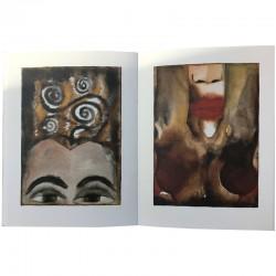 à l'occasion de l'exposition de Francesco Clemente publié par la galerie Bruno Bischofberger, 1991