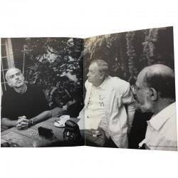 Portraits d'Andrei Voznesensky et Francesco Clemente
