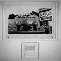 """""""La photo de mariage"""", installation de Sophie Calle, 1992"""