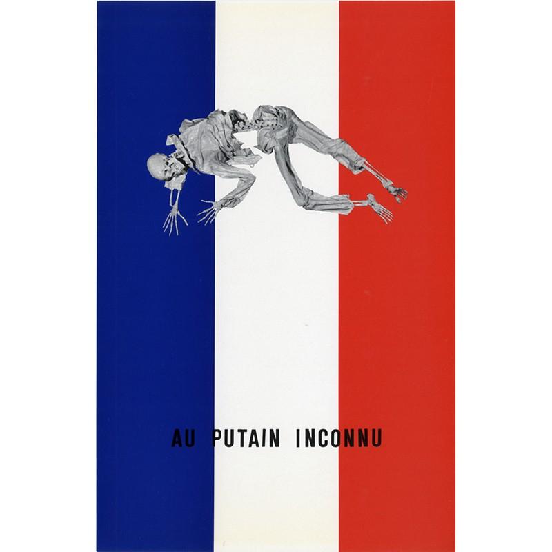 """Michel Journiac """"Au putain inconnu"""", 1973"""