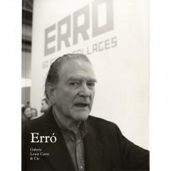 Erró, 50 collages, galerie Louis Carré & Cie, 2015