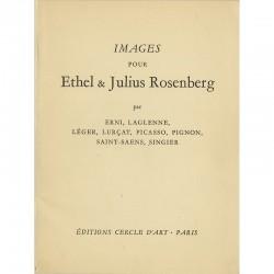 Images pour Ethel & Julius Rosenberg, Editions Cercle d'Art, 1955