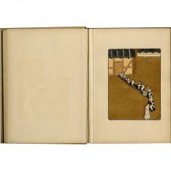 Images de la Vie des Prisonniers de Guerre, illustré par Ernest-Lucien Boucher