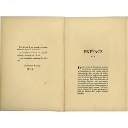 Images de la Vie des Prisonniers de Guerre, préface de Pierre Mac-Orlan