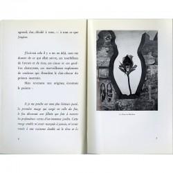 texte d'introduction de Paul Nougé sur Jane Graverol