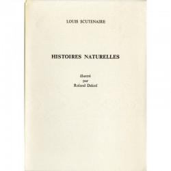 Louis Scutenaire, Roland Delcol, Histoires naturelles, 1979
