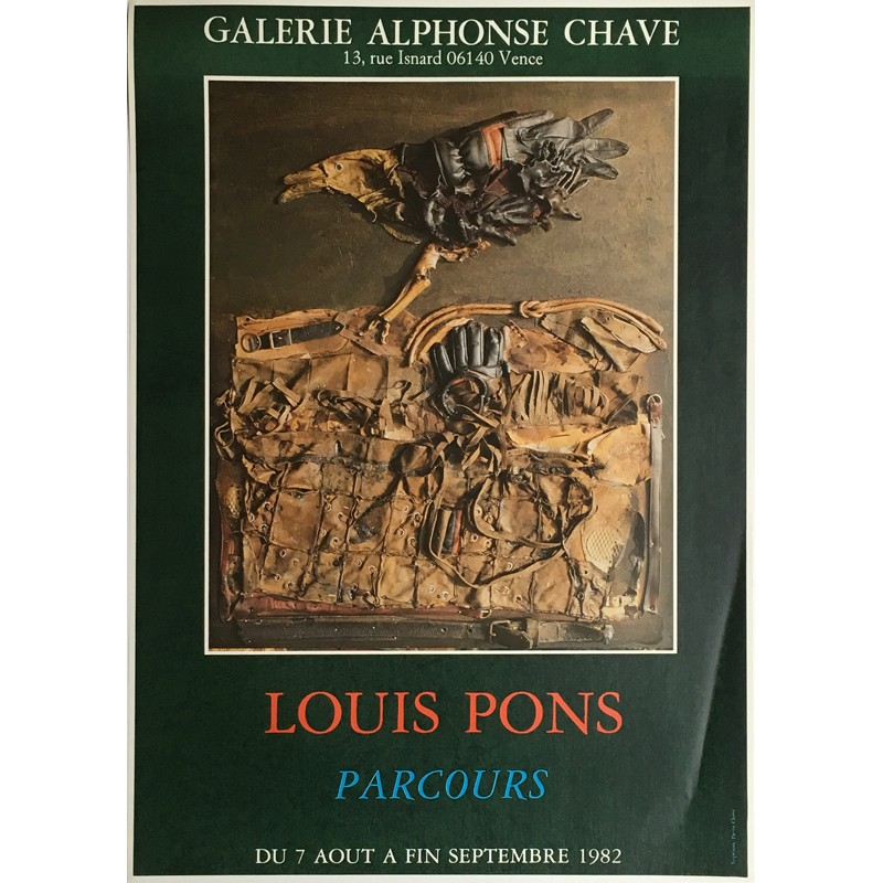 Afficher Louis Pons galerie chave