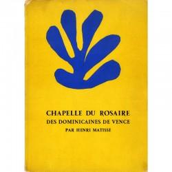 Henri Matisse, Chapelle du Rosaire des Dominicaines de Vence, 1959