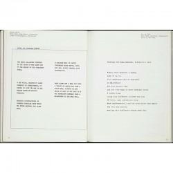 """exposition """"Information"""" au MOMA : pages du. catalogue consacrées à Sol LeWitt"""