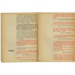 Mise en page par Jean Carlu pour l'Union des Artistes Modernes, 1934