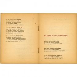 France écoute, opuscule de poèmes de Louis Aragon publié en 1944