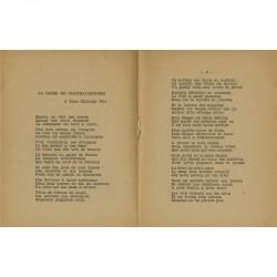 plaquette d'Aragon, éditée dans la clandestinité par le Comité National des Écrivains