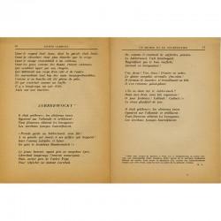"poème ""Jabberwocky"" de Lewis Carroll"