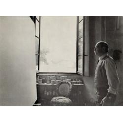 Fontana, galerie Mathias Fils et Cie, 1969