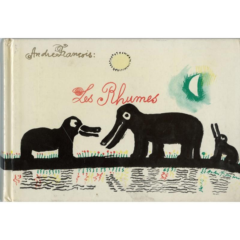 André François, Les rhumes, Delpire, 1966