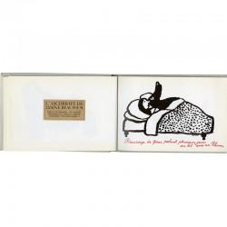 """""""Les rhumes"""" : dessins d'André François, édité en 1966"""