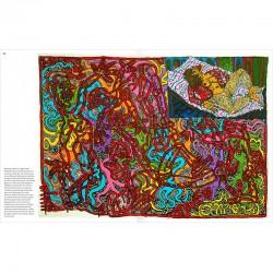 catalogue de l'exposition de Robert Combas au Musée de Vence, 2016
