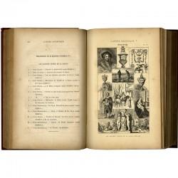 """""""L'année artistique 1881-1882"""", Victor Champier, édité par A. Quantin, Paris, 1882"""