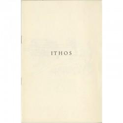 """Irène Hamoir """"Ithos"""", publié anonymement à Leyden, en 1971"""
