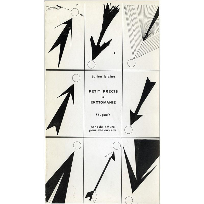 Julien Blaine, Petit précis d'érotomanie (fugue), 1981 (sens pour elle)
