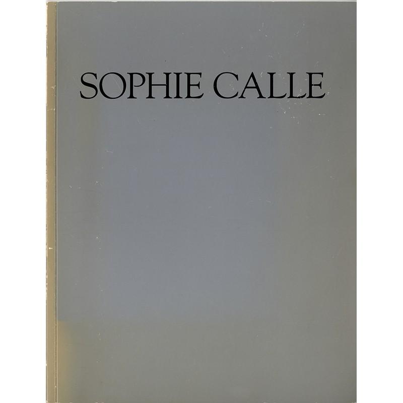 Sophie Calle, A Survey, 1989