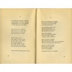 """""""Au rendez-vous allemand"""", poèmes de Paul Eluard, Minuit, Paris, 1944"""