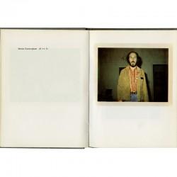Richard Hamilton photographié au Polaroid par Merce Cunningham