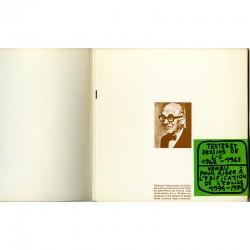 portfolio édité par l'association Le Corbusier pour aider à la construction de l'église de Saint-Pierre de Firminy (1974-1975)