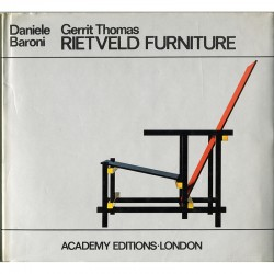 Gerrit Rietveld Furniture, 1978