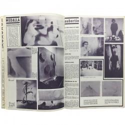 """revue """"Robho"""" numéro double 5-6 de 60 pages, Julien Blaine, 1971"""