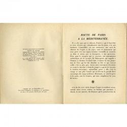 documents commentés par Paul Morand,  photographies nb de Kertesz, Germaine Krull, Henry Ely, Aéro Michaud...