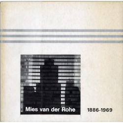 Mies van der Rohe, exposition, Knoll International, 1970