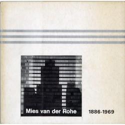 Mies van der Rohe, exposition, Knoll International, 1970