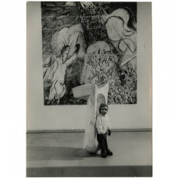 Tairraz, Baptistère de Chagall, Notre-Dame-de-Toute-Grâce